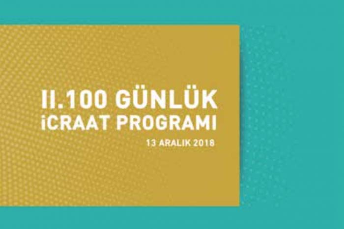 Hükümetin İkinci 100 Günlük Programı Işığında TÜSİAD'ın ve TÜRKONFED ile SEDEFED'in Dijital Türkiye Raporları