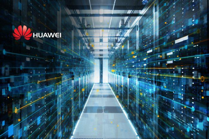 Huawei'den yapay zeka odağında üretilen ilk veri merkezi anahtarı: CloudEngine 16800