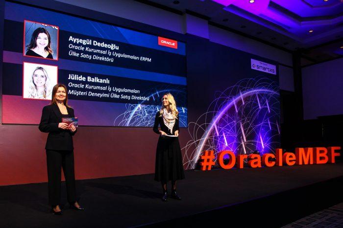 Oracle sahnesinde bulut iş uygulamaları konuşuldu