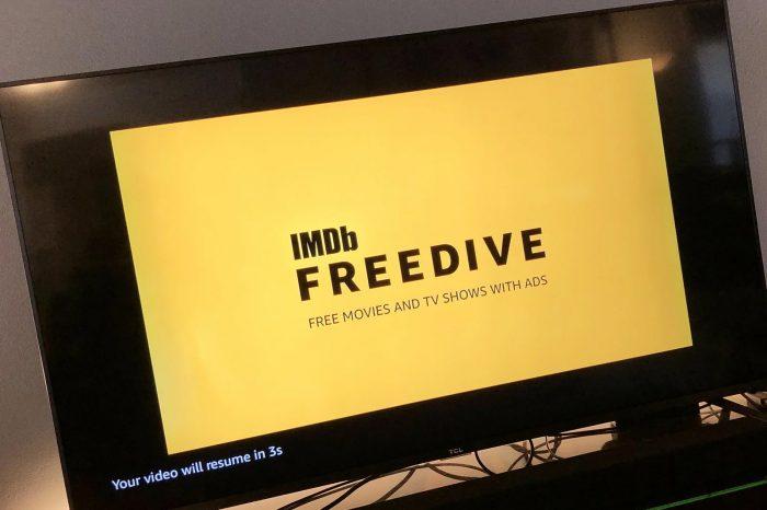 Amazon, IMDb üzerinden film izlenmesine olanak sağlıyor