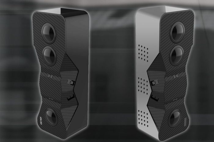 AXIS, ekipmana ihtiyaç duymadan 3D tarama yapabiliyor
