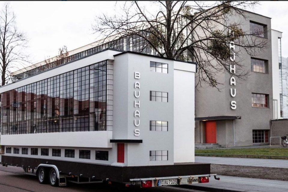 Bauhaus otobüs