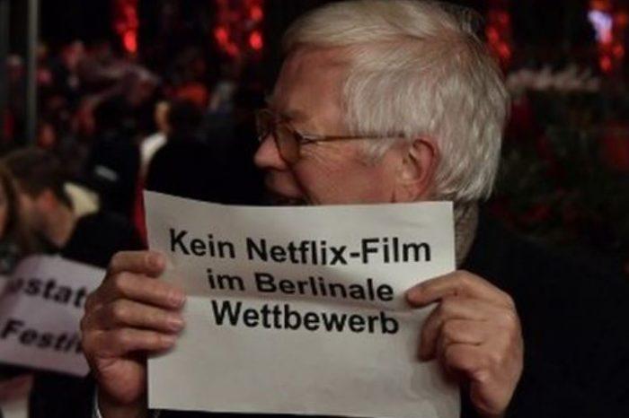 Berlin'de Netflix sorunu