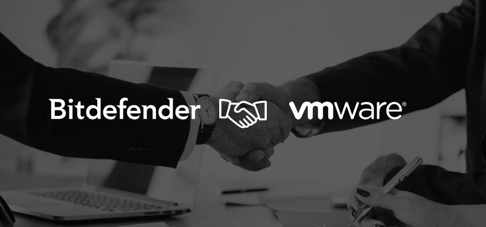 Bitdefender ve VMware'den önemli işbirliği