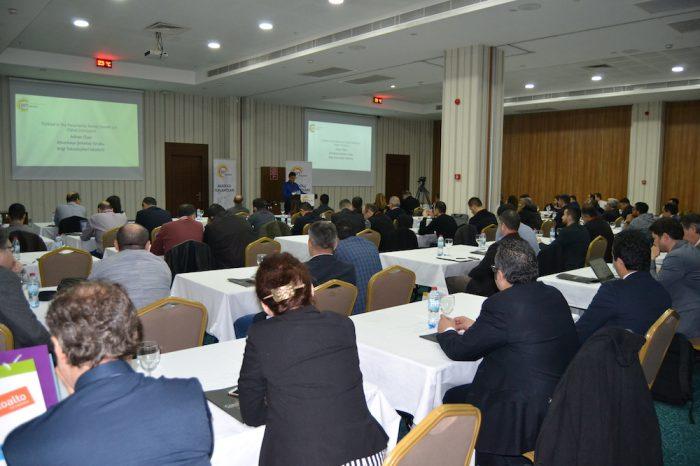 BTvizyon Anadolu Toplantıları Gaziantep'te