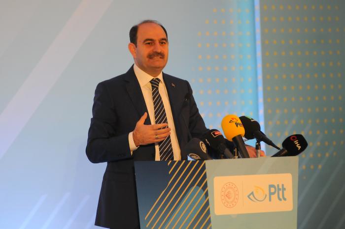 PTT Genel Müdürü Kenan Bozgeyik