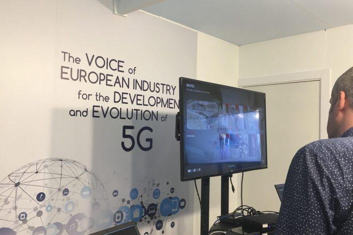 AB, 5G-MEDIA Platformu'nu proje ortağı NETAŞ ile Barcelona'da dünyaya anlattı