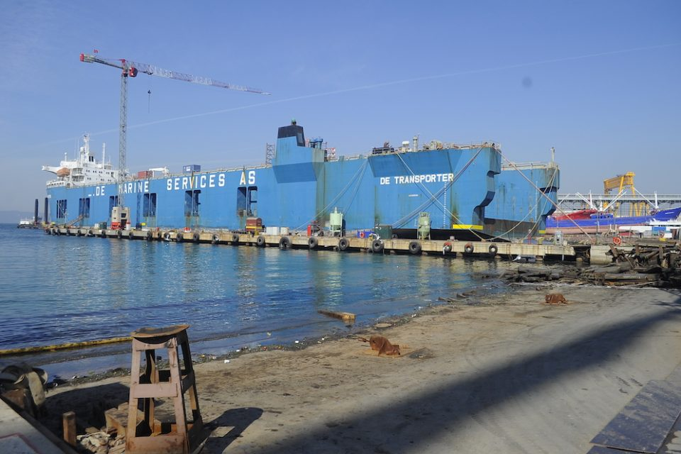 Yüksek teknolojili gemi inşasında merkez Türkiye