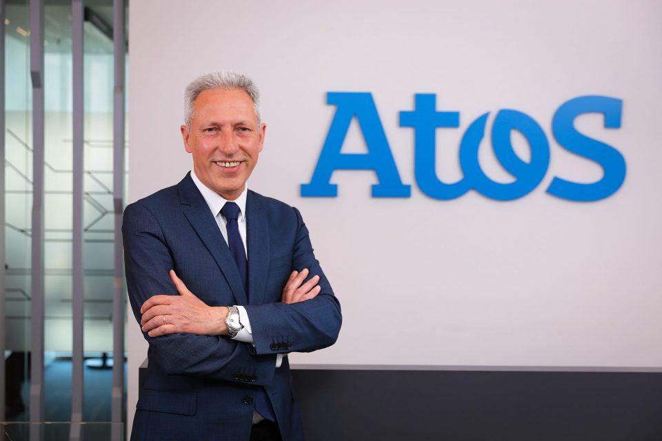 Atos CEO Oliviler Ventura