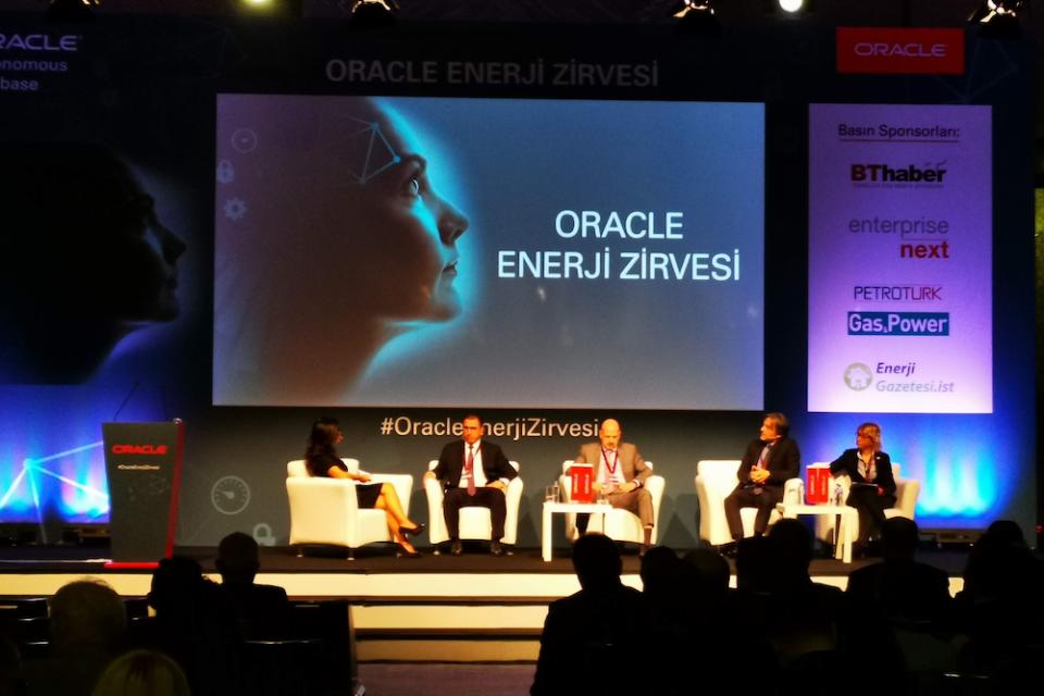 Oracle Enerji Zirvesi