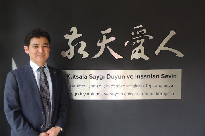 Kyocera Bilgitaş'ın Genel Müdürü Murata oldu
