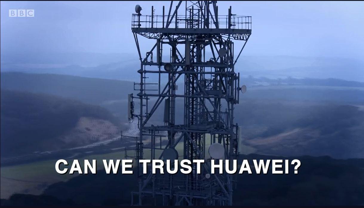Huawei BBC Panorama