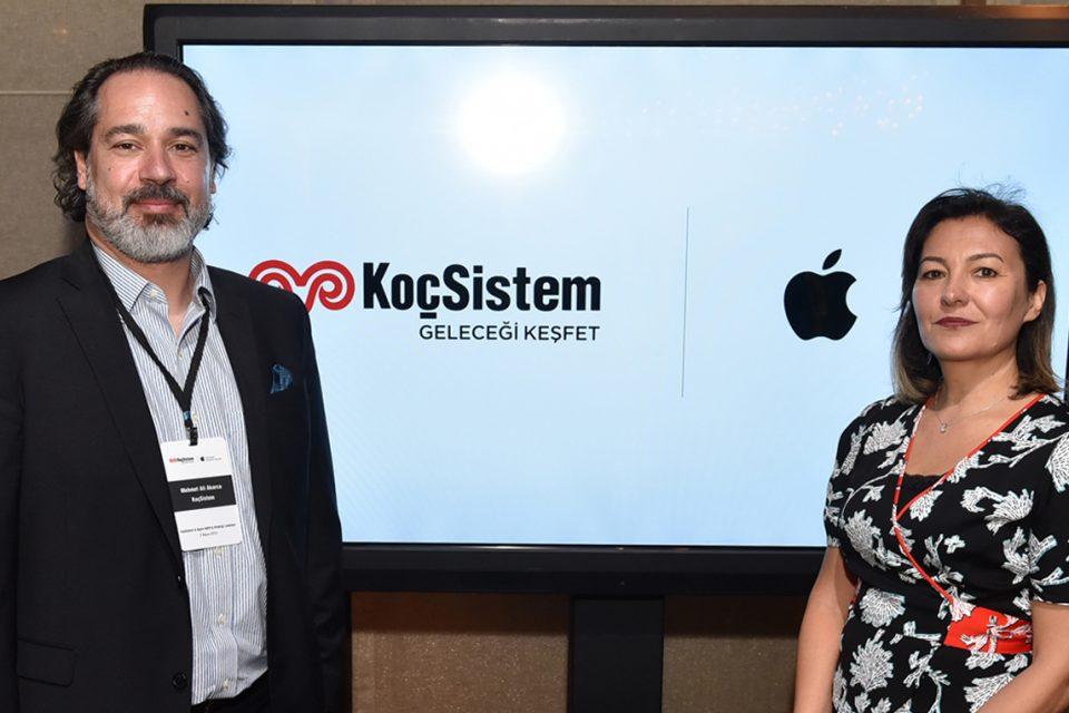 Apple, Türkiye'de kurumsal satış için KoçSistem ile anlaştı
