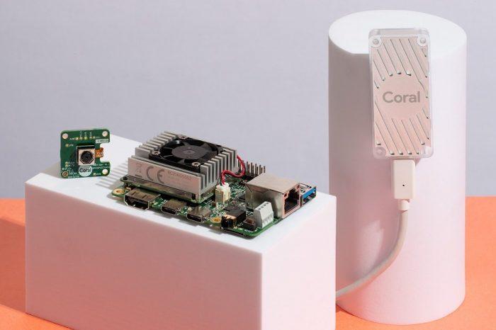 ASUS, Google Coral ile iş birliği yaptığını duyurdu