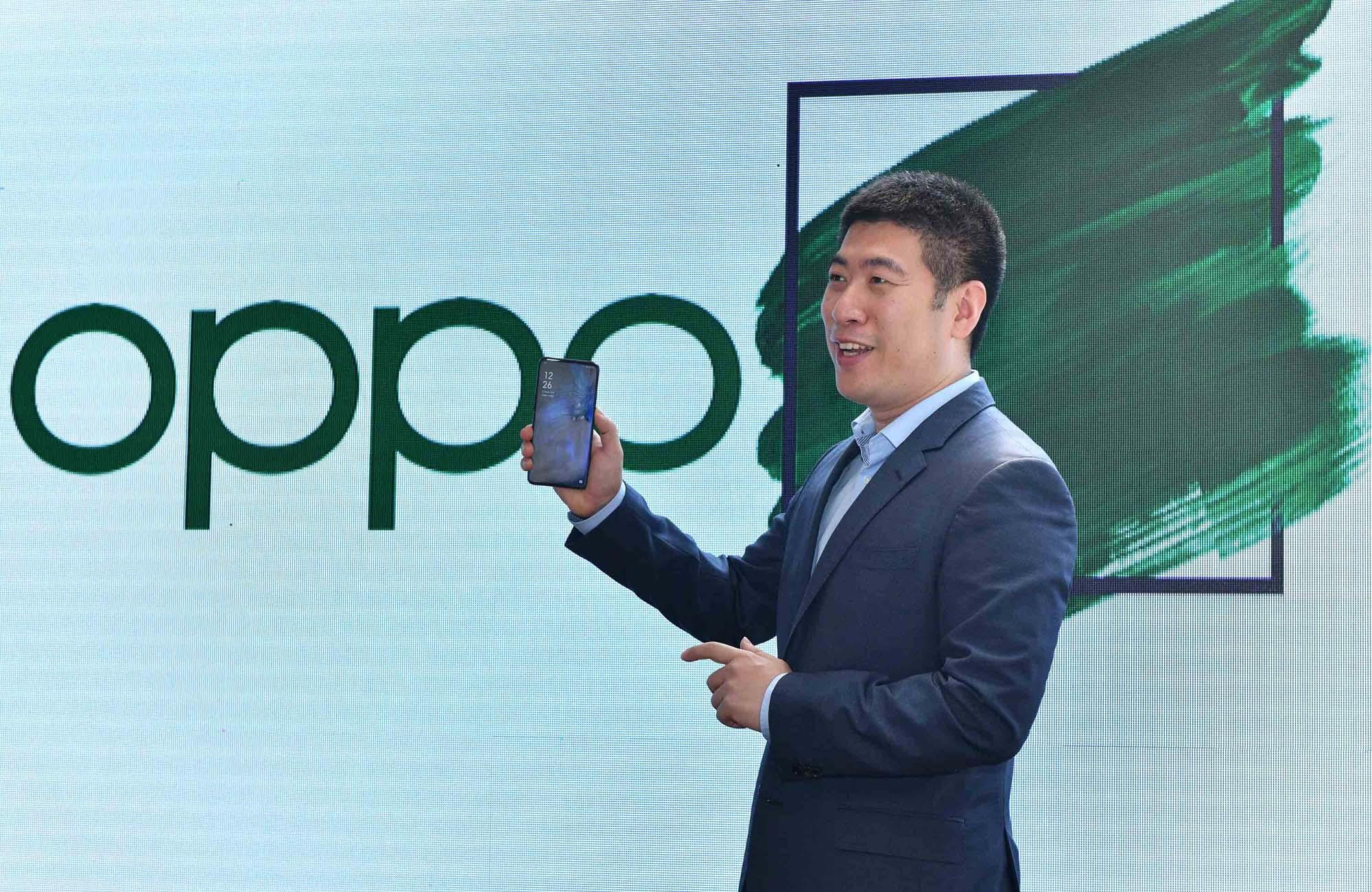 OPPO Türkiye Genel Müdürü Weijian Zhou