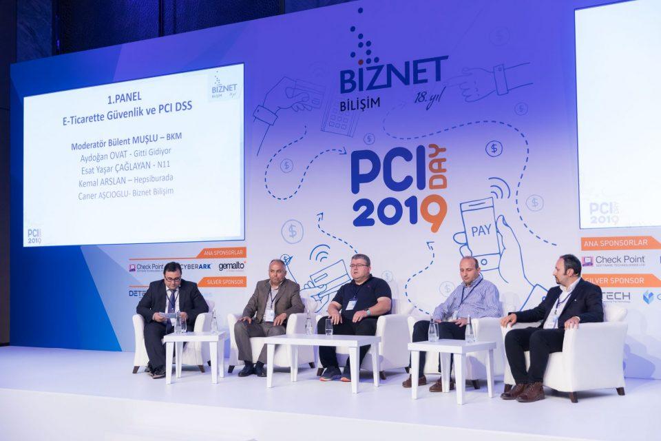 PCI DAY 1.Panel
