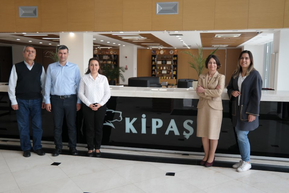Kipaş Holding'in süreçleri de Paperwork'e emanet