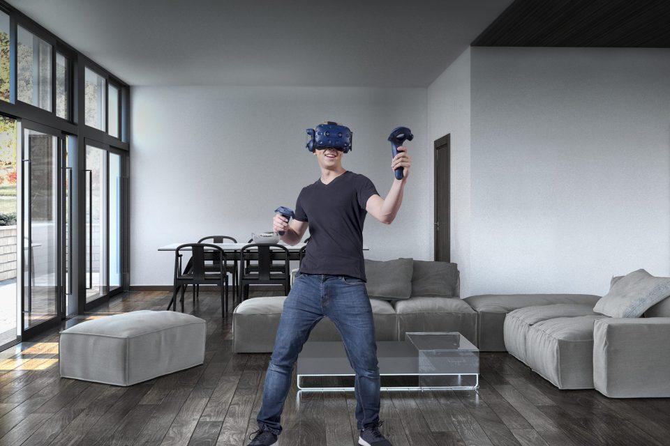 VIVE Pro Living Room