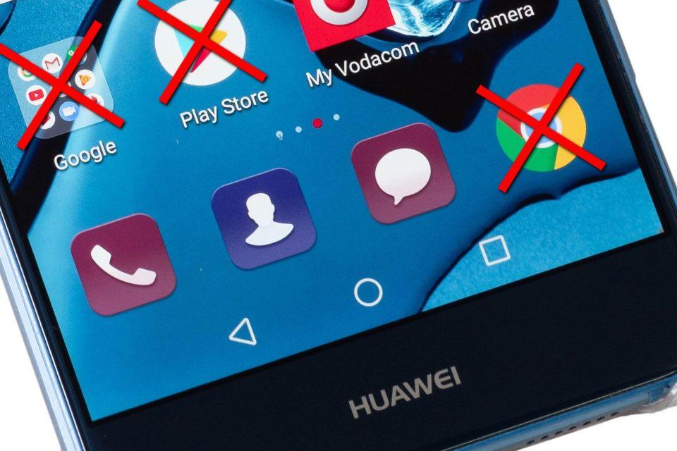 Google, Huawei ile işbirliğini kesti