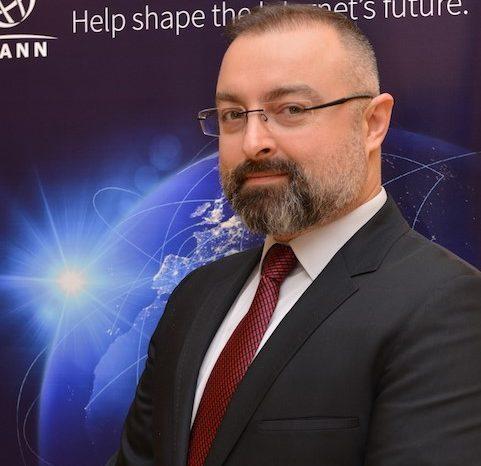 ICANN Türkiye adına Mert Saka, BTvizyon Konya sahnesinde olacak