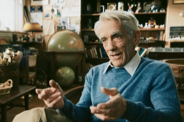 Claude Shannon film oldu