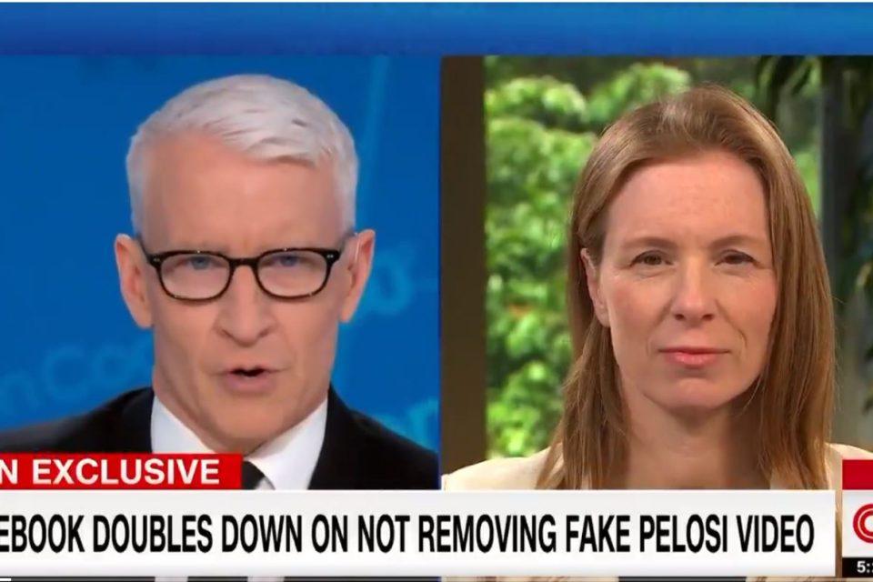 Anderson Cooper CNN Facebook