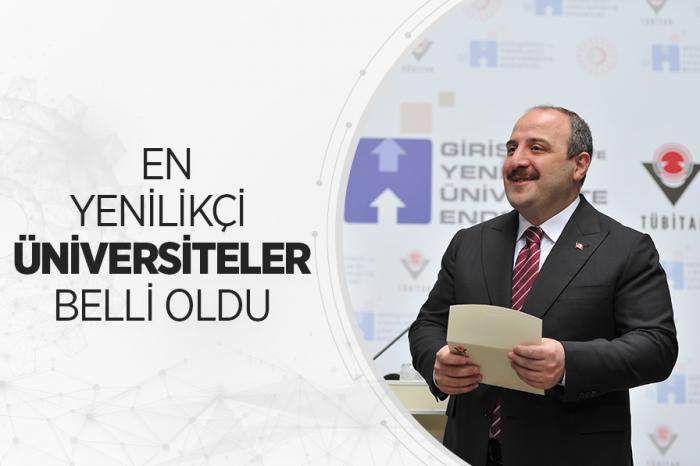 En girişimci ve yenilikçi üniversite ODTÜ