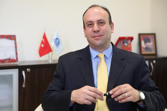 Gazi Teknopark Genel Müdürü Dr. S. Tuğrul İmer.