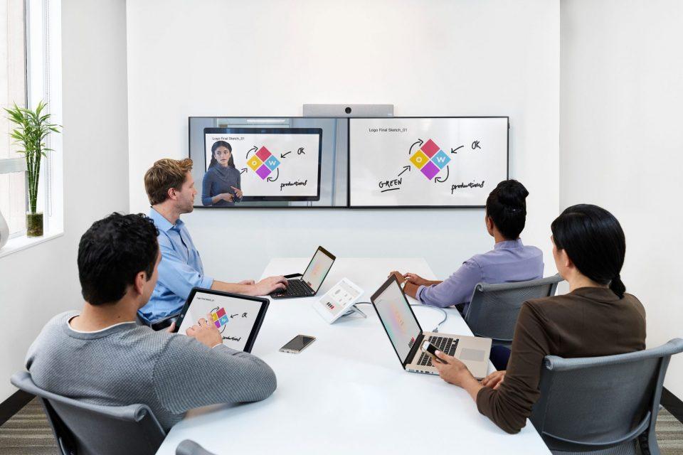 Cisco, Gartner Magic Quadrant ''Toplantı Çözümleri'' Lideri