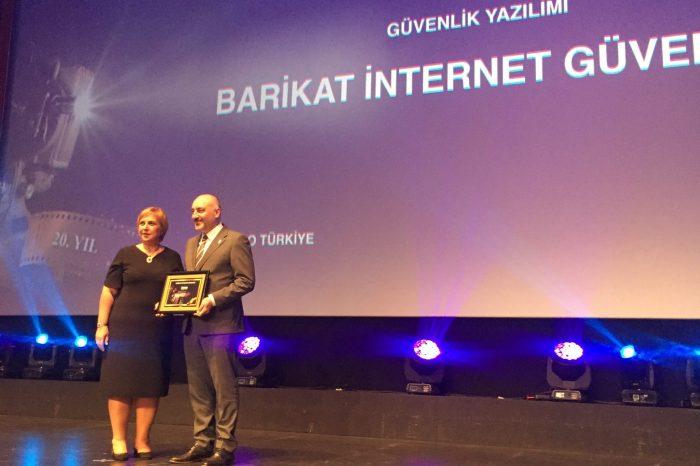 Barikat, ''Güvenlik Hizmet Sağlayıcısı'' kategorisinde lider