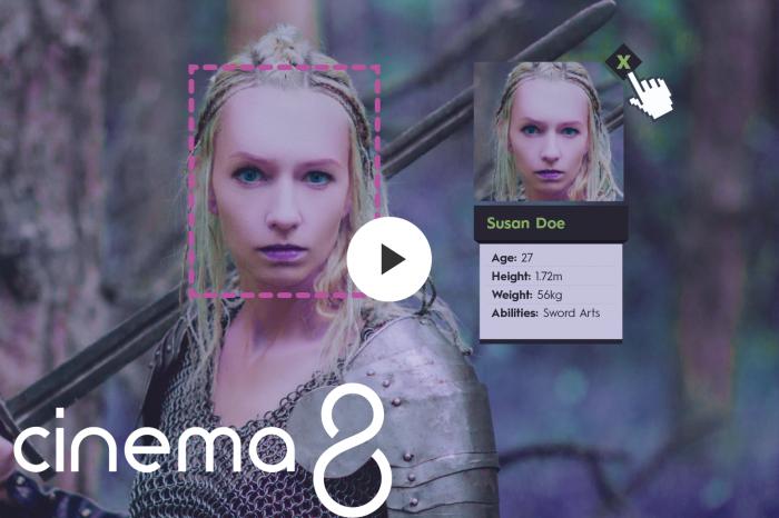 Türkiye Cinema8 ile, 2 yılda dünyadaki interaktif video öncüleri arasına girdi!