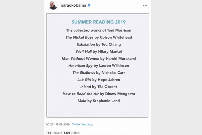 Obama'nın yaz okuma listesi ve tekrar ''Google bizi aptallaştırıyor mu?'' tartışması üzerine