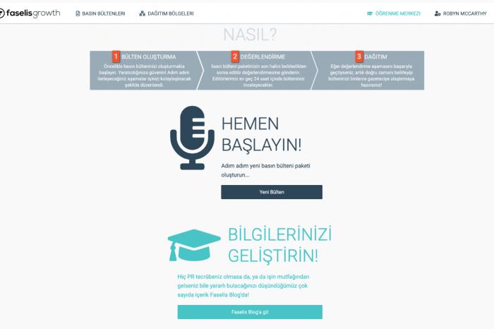 Startup ve KOBİ'lerin medyadaki sesi: Faselis Growth