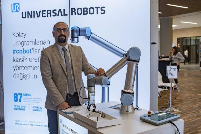 Universal Robots_Turkiye_Satis_Gelistirme_Yoneticisi Kandan Ozgur Gok