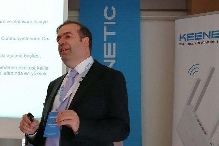 Yetkin ağ yelpazesi Türkiye pazarında yerini aldı