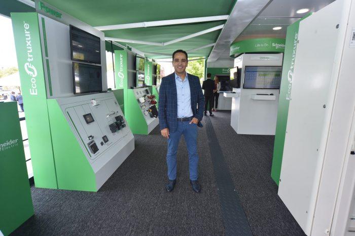 Schneider Electric İnovasyon Tır'ı, Türkiye'yi geziyor