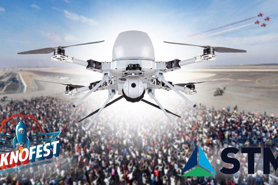 World Drone Cup, STM'nin destekleriyle Teknofest kapsamında düzenlenecek