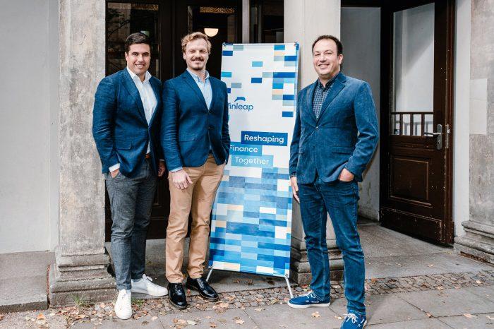 Commencis ve finleap'ten Berlin merkezli yeni teknoloji şirketi, finbyte
