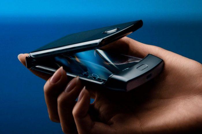 Motorola'nın katlanabilir telefonu ortaya çıktı: Razr Phone