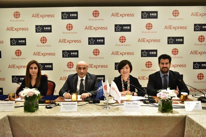 AliExpress ve İHKİB, KOBİ'leri e-ihracatla dünyaya açıyor