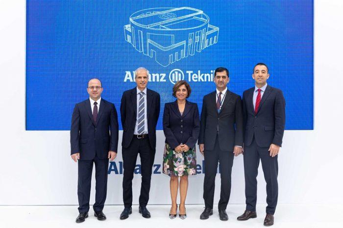 Allianz Teknik, küresel bir ilk oldu