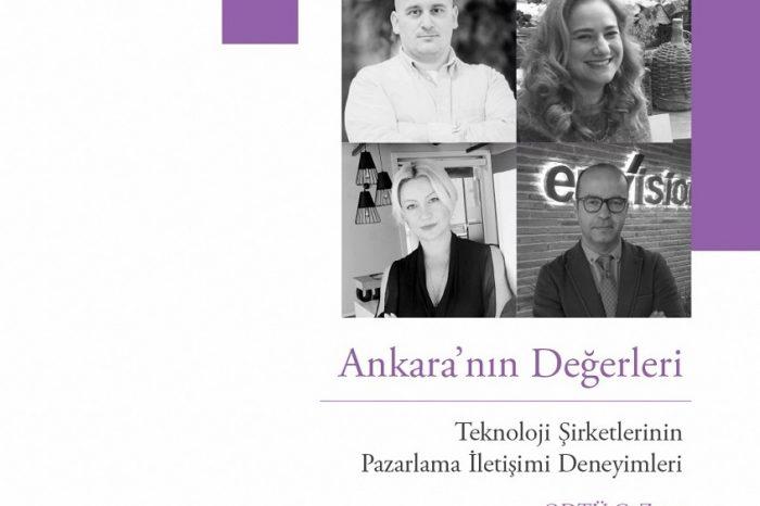Teknoloji Şirketlerinde Pazarlama İletişimi Deneyimleri TechVadi Ankara'da Ele Alınacak!