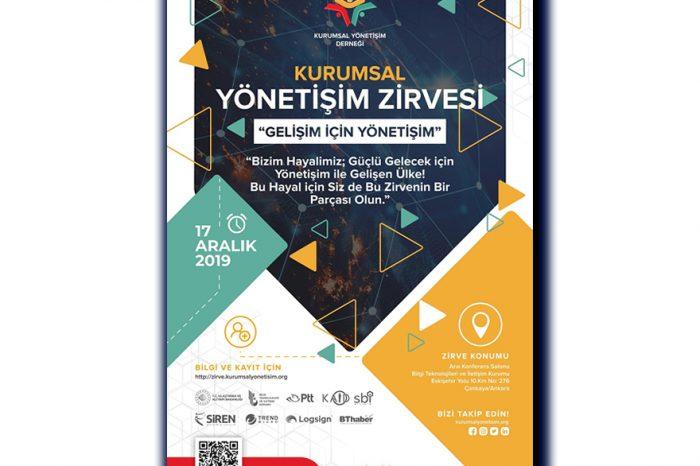 Yönetişim eğilimleri Ankara'da masaya yatırılacak
