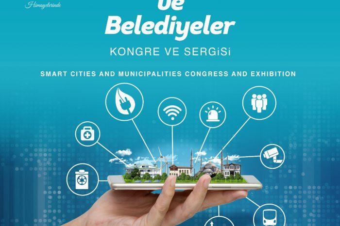 """""""Akıllı Şehirler ve Belediyeler Kongre ve Sergisi"""" 15-16 Ocak'ta Ankara'da düzenlenecek"""