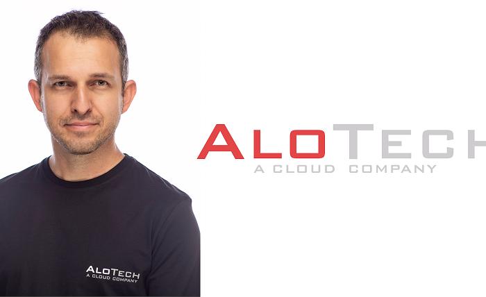 AloTech'in yeni Genel Müdür Yardımcısı Erçin oldu