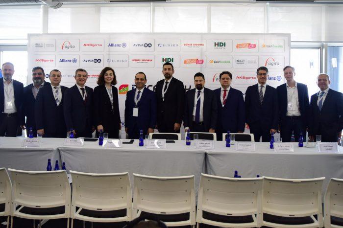 İTÜ ARI Teknokent ve Sigorta Sektörünün Başarılı Şirketleri Bir Araya Geldi