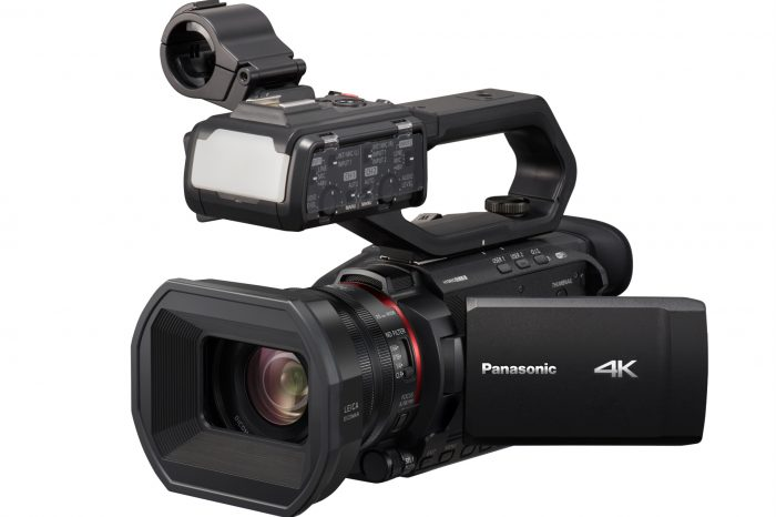 Panasonic, CX serisinin en küçük ve hafif 4K 50 p/60 p video kameraya sahip yeni üyesini tanıttı