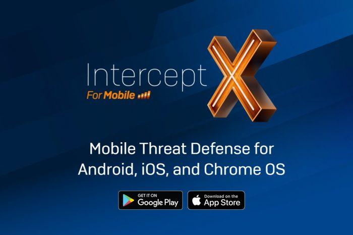 Cepte Soyguna Son Veren Yazılım: Sophos Intercept X for Mobile Kullanıma Sunuldu