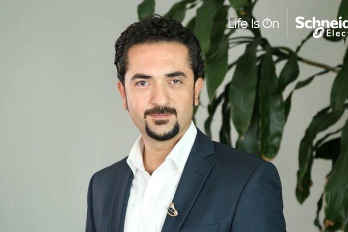 Schneider Electric Orta Doğu ve Afrika Satış Operasyonları Direktörü Dede oldu