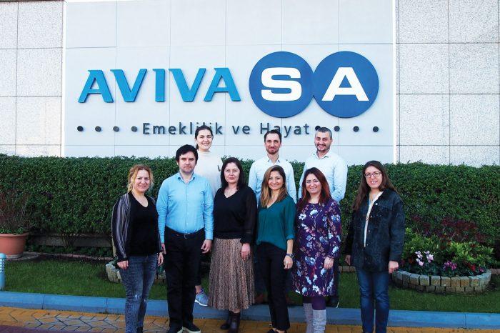 JFORCE İş Kuralları Otomasyonuyla AvivaSA'da İşler Artık Çok Daha Hızlı